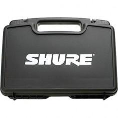VALIZA/CASE ORIGINALA SHURE PENTRU MICROFOANE PROFESIONALE, COMPARTIMENTATA.NOUA. - Microfon Shure Incorporated
