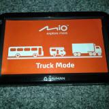 Gps Mio Technology camion MIO 685 TMC ecran 5 inches 128 MB RAM 4 GB iGO Primo Full Europe, 5 inch, Toata Europa, Car Sat Nav, 20 canale, Harta online: 1