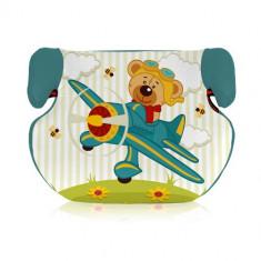 Inaltator Auto Teddy Aquamarine Pilot Bear