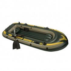 Barca Pescuit - Barca gonflabila Seahawk IV 4 persoane Intex 68351