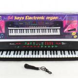 Instrumente muzicale copii - Orga electronica copii 54 clape