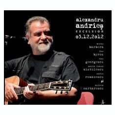 Muzica Folk - ALEXANDRU ANDRIES EXCELSIOR (CD)