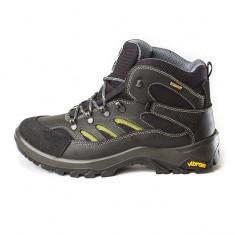Bocanci barbati, bocanci Grisport, bocanci iarna, impermeabili, sunt ideali pentru trekking, munte, zapada, din piele (GR11495D7t )