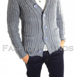 Pulover tip ZARA - pulover barbati - pulover  slim fit - cod 5443