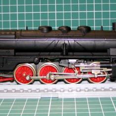 Macheta Feroviara, 1:87, HO, Locomotive - Locomotiva abur BR39 marca Lima scara HO(4037)