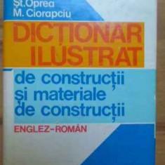 Carti Constructii - Dictionar Ilustrat De Constructii Si Materiale De Constructii - C. Mihaescu, St. Oprea, M. Ciora[ciu, 157249