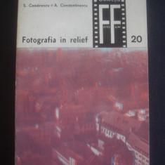 S. COMANESCU, A. C-TINESCU - FOTOGRAFIA IN RELIEF - Carte Fotografie