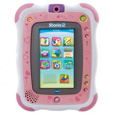 Tableta Vtech multimedia Storio 2 roz cu aparat foto integrat, VTech 80-136854 - B0085IYOW4