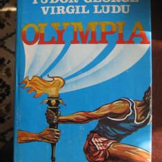 Carte despre Sport - Olympia - Tudor George, Virgil Ludu