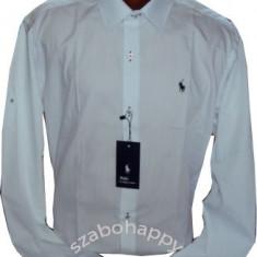CAMASI/CAMASA Ralph Lauren! - Camasa barbati Ralph Lauren, Marime: XL, Culoare: Alb, Maneca lunga