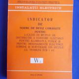 INDICATOR DE NORME DE DEVIZ COMASATE LUCRARI DE RETELE,BRANSAMENTE ELECTRICE(W2)