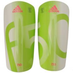 Aparatori tibie fotbal Adidas F50 Pro Lite ORIGINALE masura L fara arici - Aparatori Fotbal Adidas, Marime: L, Barbati