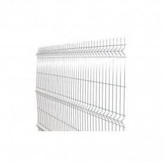 Gradinarit - Panou gard bordurat zincat - 2500 x 1200 mm