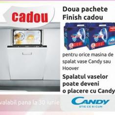 Masina spalat vase Candy CDI 5656 E10 S - Masina de spalat vase