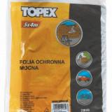 Scule de mana - Folie protectie LPDE 0.007 mm, 4 x 5 metri