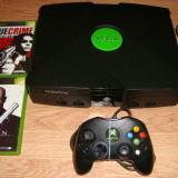 Xbox Microsoft Classic Controller si 2 Jocuri