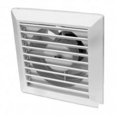 Ventilator cu jaluzea si intrerupator cu cablu Ø125 mm - 671180