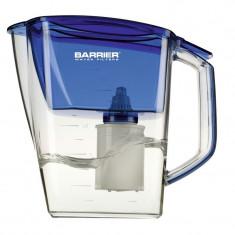Prosop baie - Cana de filtrare apa Barrier Grand Timer Albastru, indicator