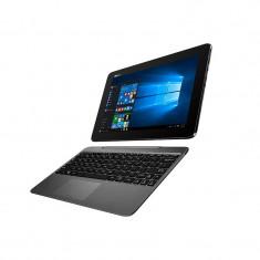Tableta Asus Transformer Book T100HA-FU006T 10.1 inch Intel Atom Z8500 1.44 GHz Quad Core 2GB RAM 64GB eMMC Windows 10 Grey
