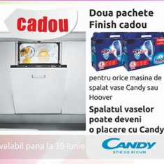 Masina spalat vase Candy CDI 9P 50-S - Masina de spalat vase