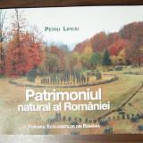 Album - Patrimoniul natural al Romaniei - Petru Lificiu (2011)