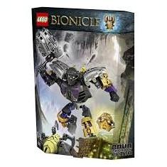 Lego Bionicle 70789 Onua Master of Earth original, sigilat, 108 piese, 8-14 ani