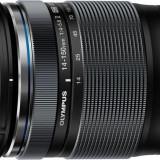 Olympus M.ZUIKO DIGITAL 14-150mm 1:4.0-5.6 II black / EZ-M1415-2 black - Obiectiv DSLR