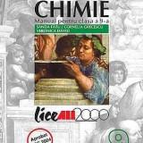 Manual Clasa a IX-a - Chimie. Manual pentru clasa a IX-a