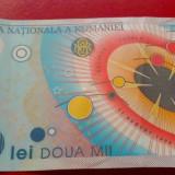 Bancnota 2000 lei - Romania 1999 eclipsa, An: 1999