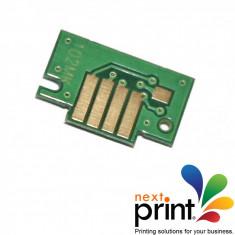 CHIP - compatibil cartus cerneala CANON PFI102BK - Chip imprimanta