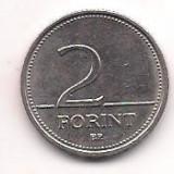 No(1) moneda-UNGARIA- 2 Forint- 1995, America Centrala si de Sud