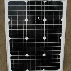 Panouri solare - Panou solar 50 W fotovoltaic monocristalin panouri fotovoltaice 50W