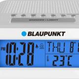 Blaupunkt Radio cu ceas Blaupunkt CR3WH Alb
