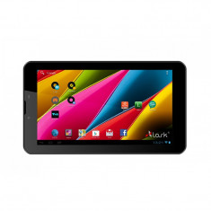LARK Tableta LARK Evolution X2 3G 7 inch 1.2 GHz Dual Core 1GB RAM 4GB WiFi GPS Android 4.4 Red