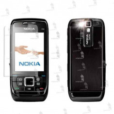Folie de protectie Nokia E66 Guardline Ultraclear