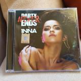 CD album dance - INNA - Party never ends (2013) !!! NOU - Muzica Dance roton