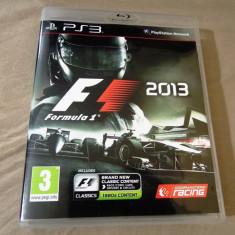 Joc Formula 1 2013, F1 2013, PS3, original, alte sute de jocuri! - Jocuri PS3 Codemasters, Curse auto-moto, 3+, Multiplayer