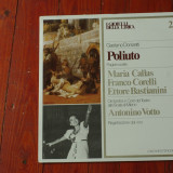 Disc vinil ( vinyl , pick-up ) - GAETANO DONIZETTI - POLIUTO!