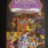 Carte de povesti - CELE MAI FRUMOASE LECTURI clasa a II-a