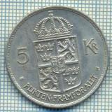 6792 MONEDA - SUEDIA(SVERIGE) - 5 KRONOR - ANUL 1972 -starea care se vede, Europa, An: 1940