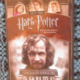 Film SF, DVD, Romana - HARRY POTTER si PRIZONIERUL DIN AZKABAN (2 DVD-uri FILM - ORIGINALE - CA NOI!!!)