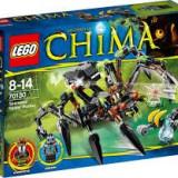 Vand Lego Chima-70130-Sparratus' Spider Stalker, sigilat, 292 piese, 8-14 ani