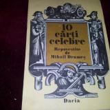 10 CARTI CELEBRE REPOVESTITE DE MIHAIL DRUMES/TD