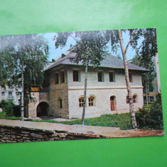 Carti Postale Romania dupa 1918, Circulata, Printata - HOPCT 20699 SUCEAVA HANUL DOMNESC [ SEC XVII ] -JUD SUCEAVA [CIRCULATA]