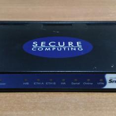 Secure Computing Router Alta SnapGear 560 10/100BaseT 4 port VLAN