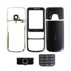 Carcasa Nokia 6700 Classic Neagra