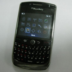 BLACKBERRY 9300 / STARE 9/10 / NEVERLOCKED / SECOND HAND - Telefon mobil Blackberry 9300, Negru, 1 GB