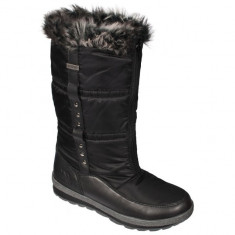 Cizme dama - Cizme de iarna pentru femei Trespass Virgo Black (FAFOBOK30001BCK)
