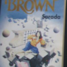 Carti ( 1021 ) - SARADA - Sandra Brown - ( A 2 ) - Roman dragoste