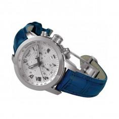 Ceas Tissot PRC 200 Lady 2 Chronograph - Ceas dama Tissot, Casual, Quartz, Inox, Piele, Cronograf